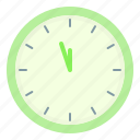 twelve, new year, clock, night, countdown, time icon