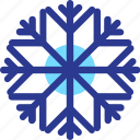 year, snow, xmas, new, party, snowflake, happy