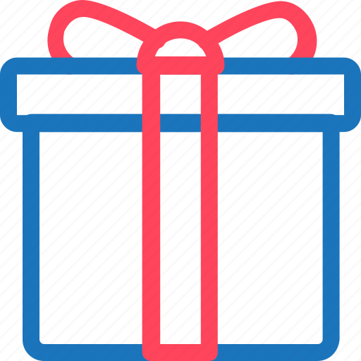 box, gift, happy, new, party, present, year icon