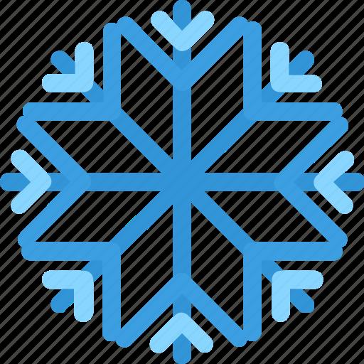 happy, new, party, snow, snowflake, xmas, year icon