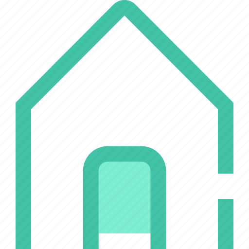 build, building, home, house icon
