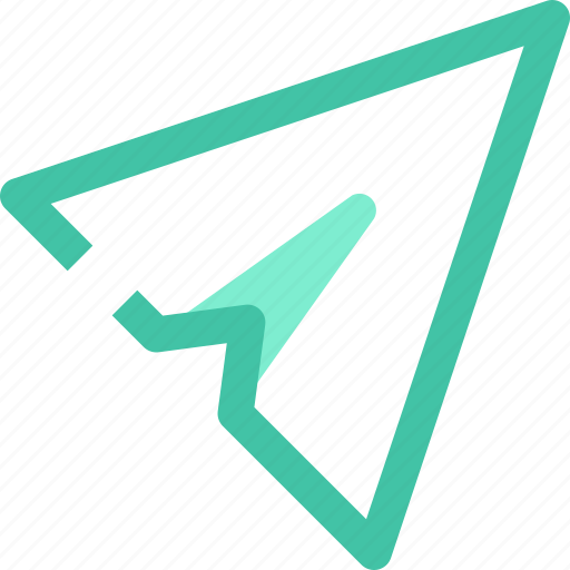 deliver, flight, fly, flying, message, messages, paperplane, send, sent icon