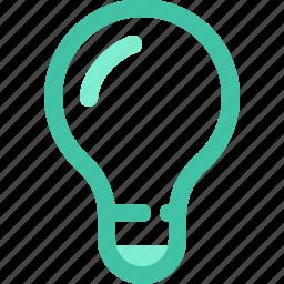 idea, ideas, inspirate, inspiration, lamp, light, sugestion icon