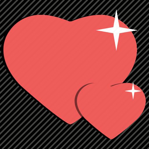 day, february 14, happy, heart, hearts, valentine's icon