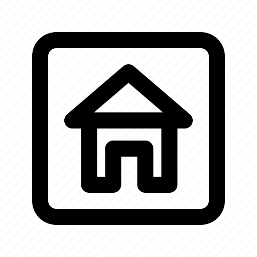 home, homepage, house, internet icon