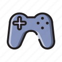 computer, device, game, game pad, hardware, technology icon