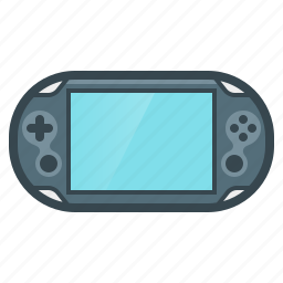 device, gadget, game, gamepad, gaming, playstation, portable icon