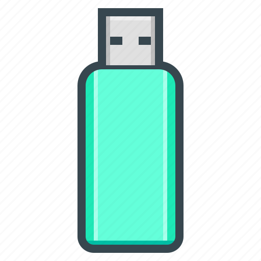 Drive, flash, flash drive, memory, usb icon - Download on Iconfinder