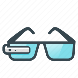 devices, glasses, smart, smart glasses, technologies, technology icon