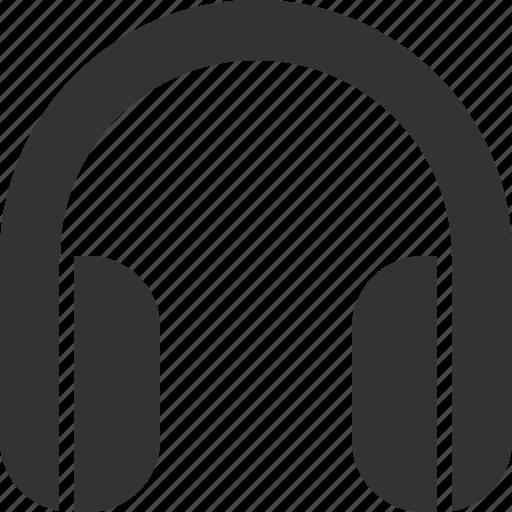 audio, headphones, music icon