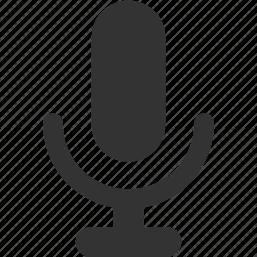 microphone, talk, voice icon