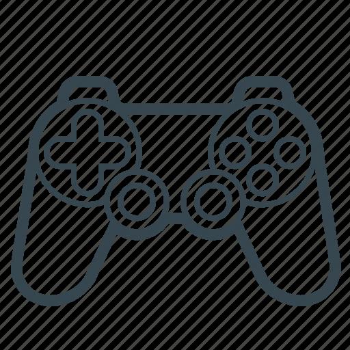 console, controller, gamepad, joypad, joystick icon