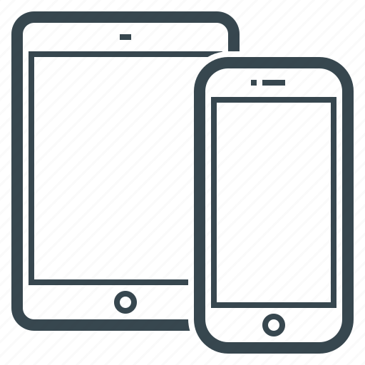 devices, mobile, screen, smartphone, smartphones, tablet icon