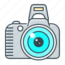 camera, device, hardware, photo, photography, professional camera icon