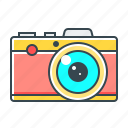 camera, device, hardware, photo, photography icon