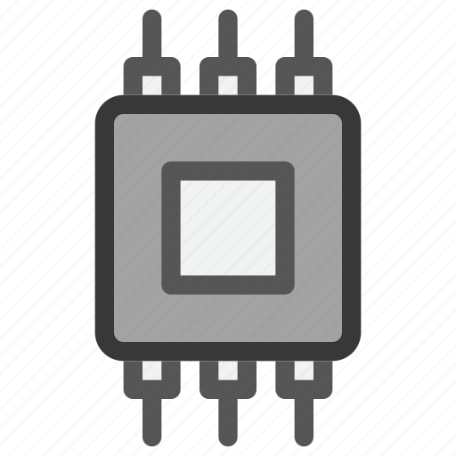 chip, computer, electric, hardware, ic, microchip, processor icon
