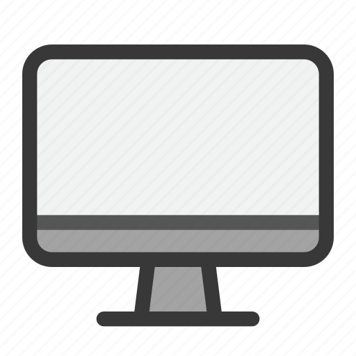 computer, desktop, electric, hardware, imac, monitor, screen icon