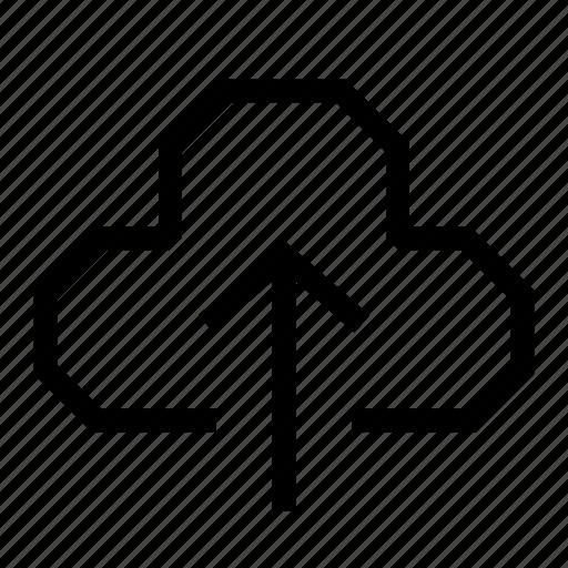 Backup, cloud, ftp, host, upload icon - Download on Iconfinder