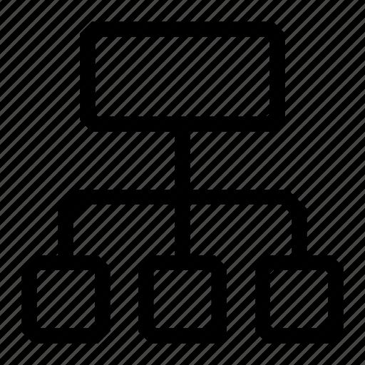 Graph, net, scheme, structure icon - Download on Iconfinder