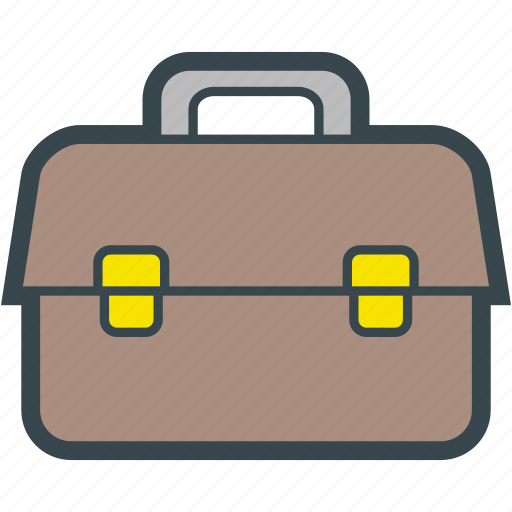 Box, case, toolbox, tools icon - Download on Iconfinder