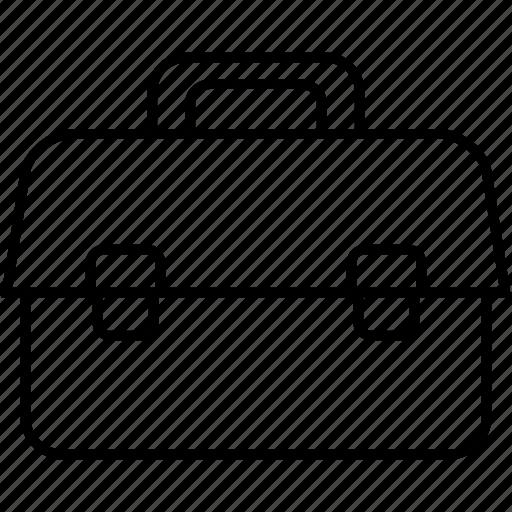 box, case, toolbox, tools icon