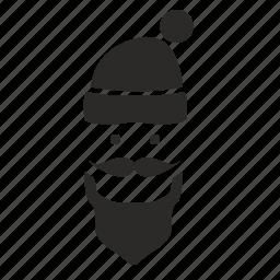 beard, fashion, hipster, man, style icon