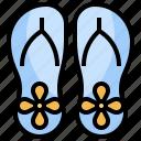 beach, fashion, hawaii, sandals, sea, shoes, summer