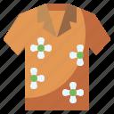 anclothing, clothes, fashion, garment, hawaii, shirt icon