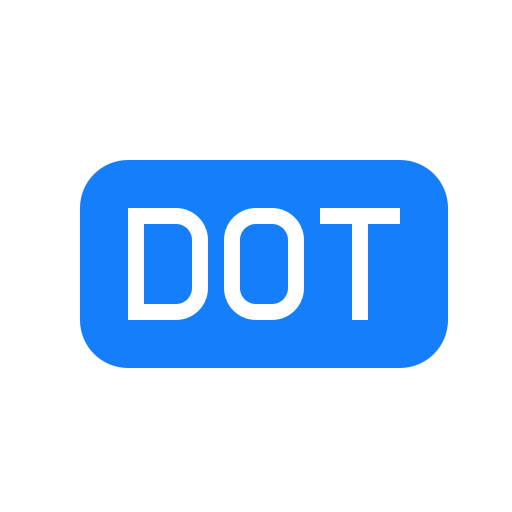 dot, file icon