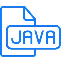 document, file, java icon