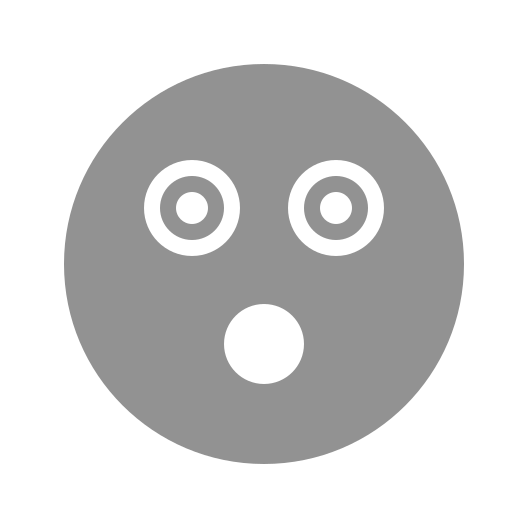 face, flashed icon