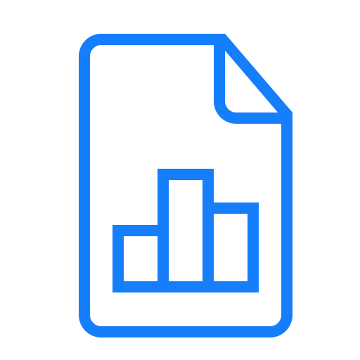 diagrams, document icon