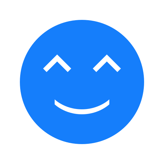face, smiling icon