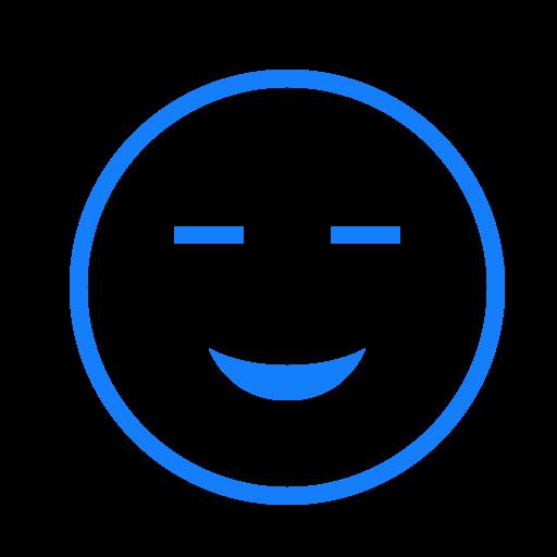 amused, face icon