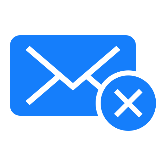 Cancel Mail Icon Icon Search Engine