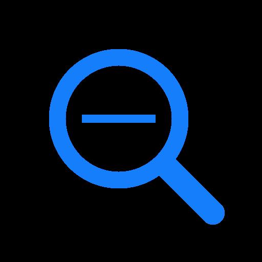 minus, search icon
