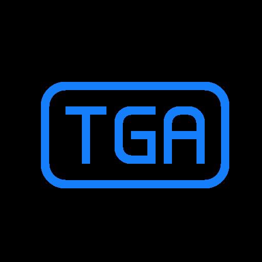 file, tga icon