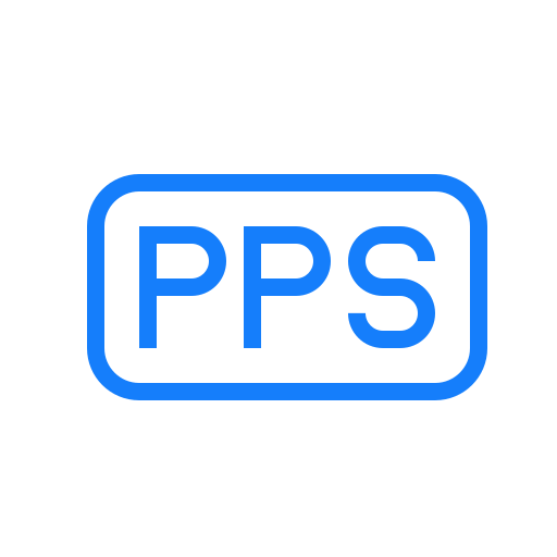 file, pps icon