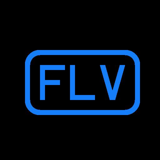 file, flv icon