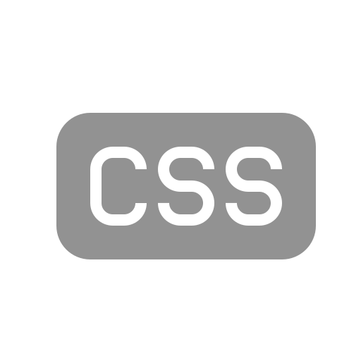 css, file icon
