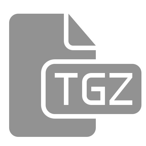 document, file, tgz icon