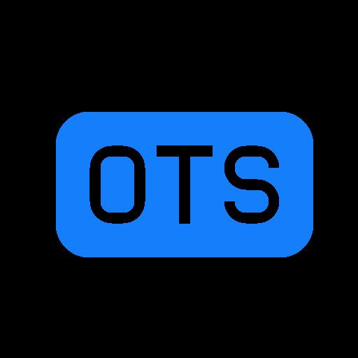 file, ots icon