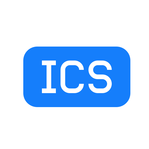 file, ics icon