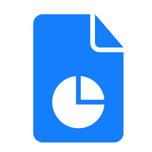 document, time icon