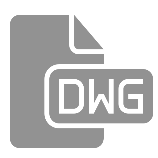 document, dwg, file icon