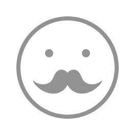 face, moustache icon