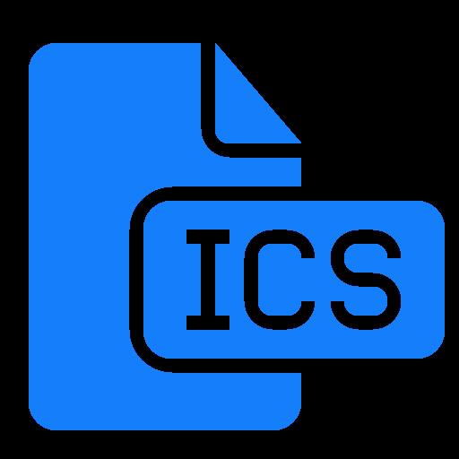 document, file, ics icon