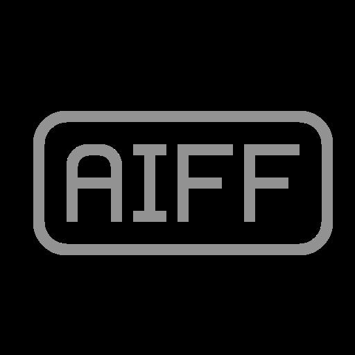 aiff, file icon