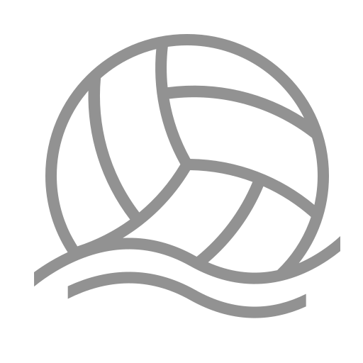 volleyball, water icon