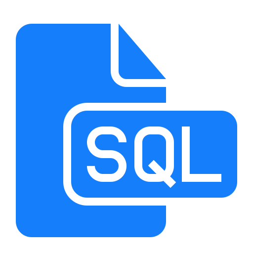 Document, file, icon, sql icon - Free download on Iconfinder